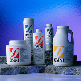 Omni brand pool chemicals